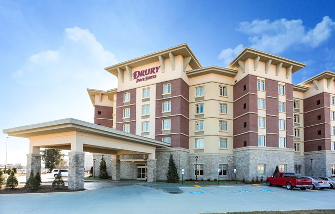Drury Inn & Suites Louisville North - Drury Hotels on