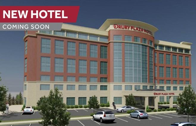 Coming Soon - Drury Plaza Hotel Richmond