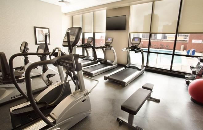Drury Inn & Suites New Orleans - Fitness Center