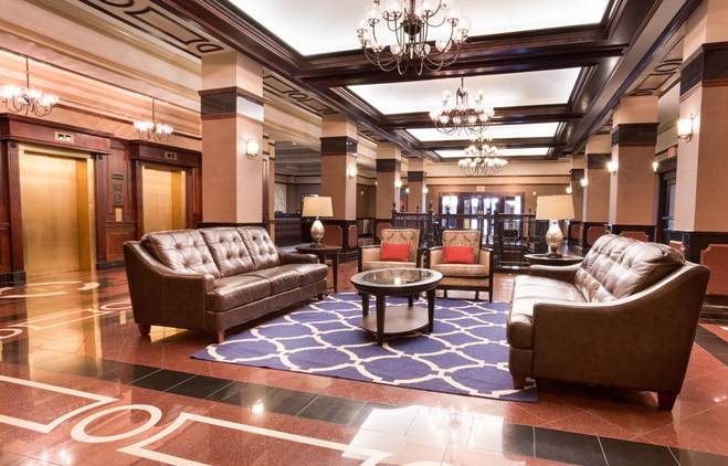Drury Inn & Suites New Orleans - Lobby