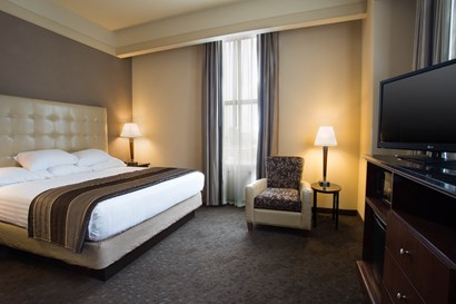 Drury Inn & Suites New Orleans - Deluxe King Guestroom
