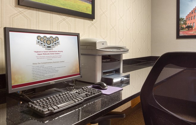 Drury Inn & Suites Lafayette - 24 Hour Business Center