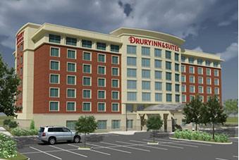 Drury Inn & Suites Iowa City Coralville