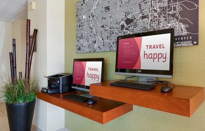 Drury Inn & Suites Denver near the Tech Center - 24 Hour Business Center