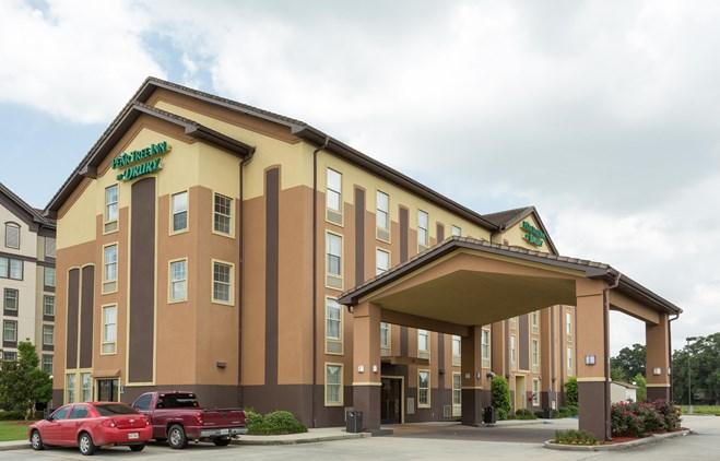 Pear Tree Inn Lafayette - Exterior
