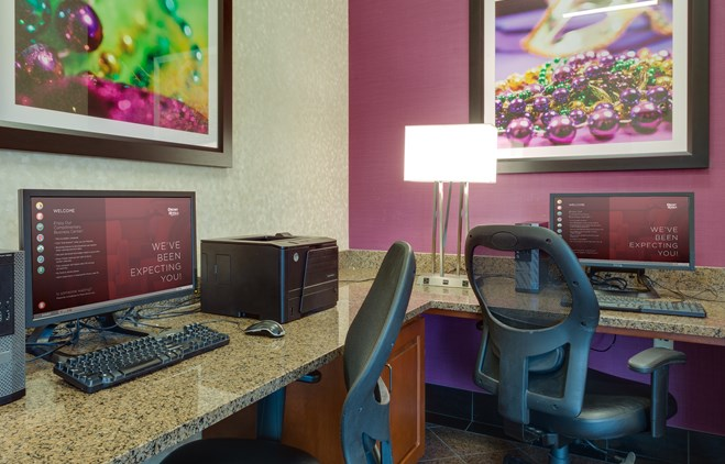Drury Inn & Suites Baton Rouge - 24 Hour Business Center