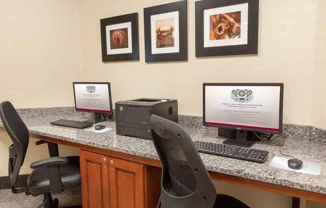 Drury Inn & Suites Brentwood - 24 Hour Business Center