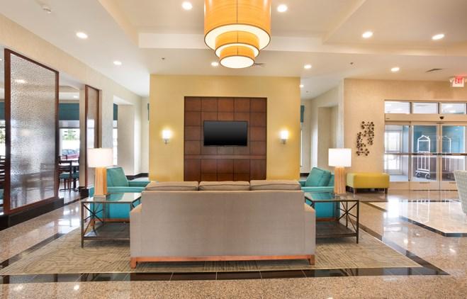 Drury Inn & Suites Brentwood - Lobby