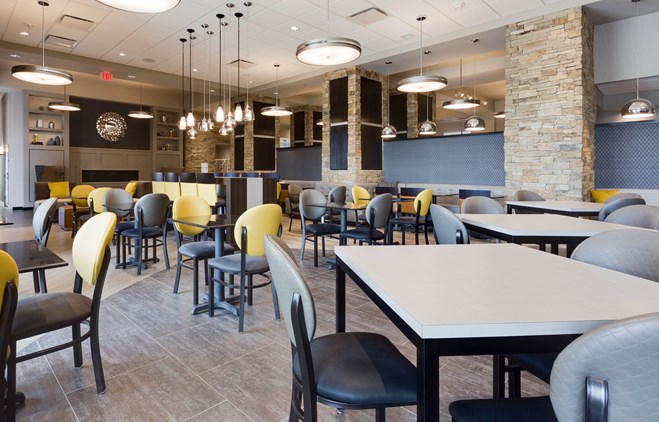 Drury Plaza Cape Girardeau - Dining Area