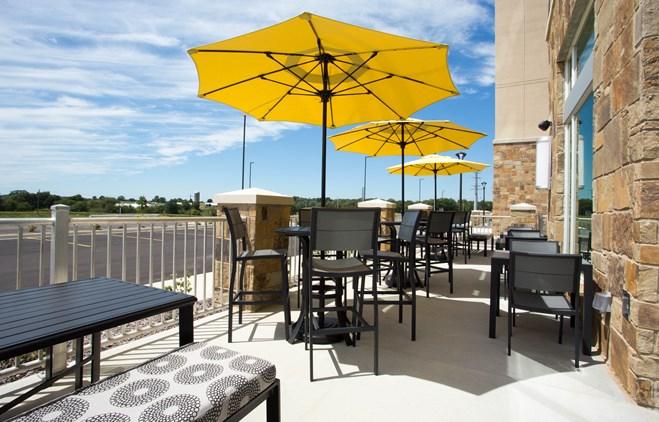Drury Plaza Cape Girardeau - Dining Area