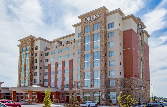 Drury Plaza Hotel Cape Girardeau Conference Center Drury Hotels