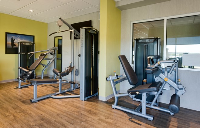 Drury Plaza Cape Girardeau - Fitness Center