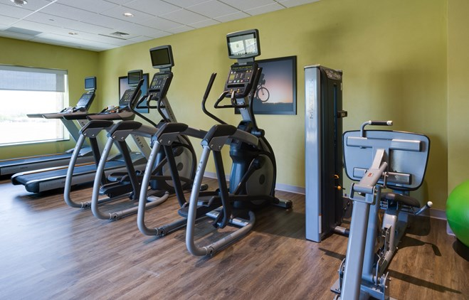 Drury Plaza Cape Girardeau - Fitness Center