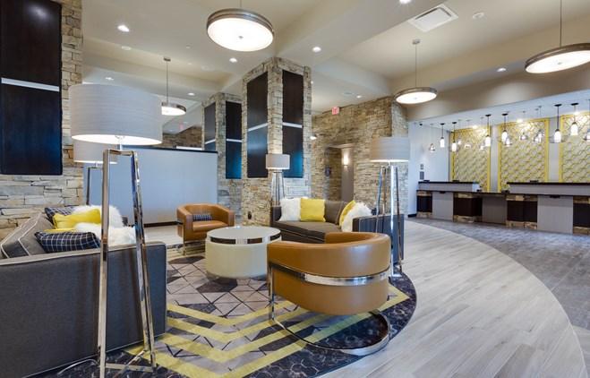 Drury Plaza Cape Girardeau - Lobby