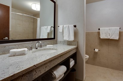 Drury Plaza Cape Girardeau - Bathroom