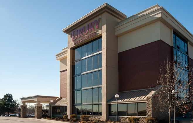 Drury Inn & Suites Kansas CIty Airport - Exterior