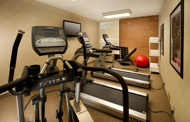 Drury Inn & Suites Troy - Fitness Center