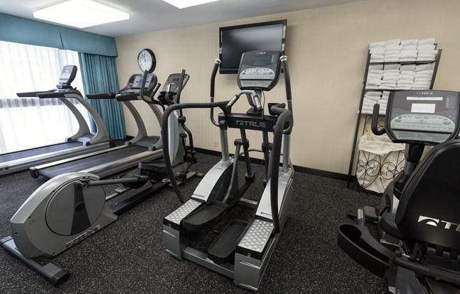 Drury Inn & Suites Troy - Fitness Center