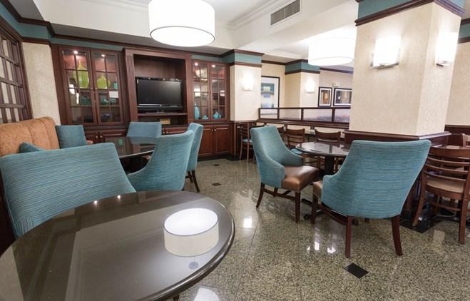 Drury Inn & Suites Troy - Lobby