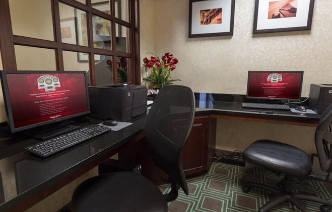 Drury Inn & Suites Troy - 24 Hour Business Center