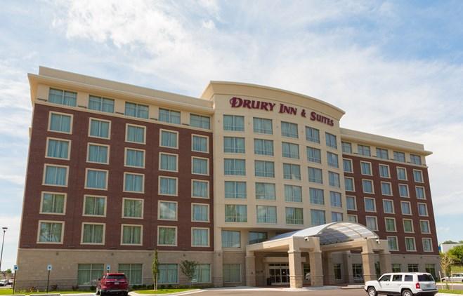 Drury Inn Suites Grand Rapids Drury Hotels