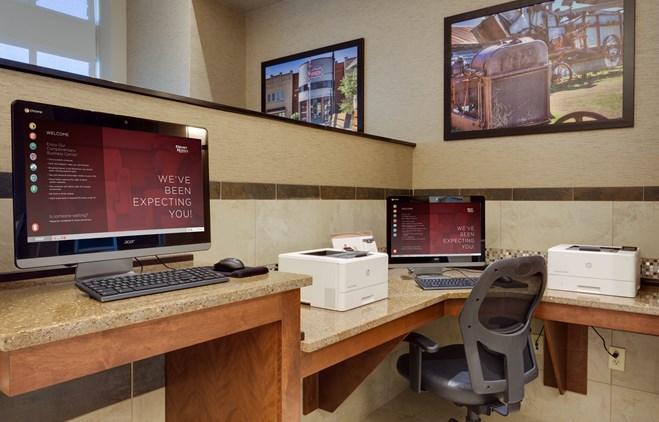 Drury Inn & Suites Dallas Frisco - 24 Hour Business Center