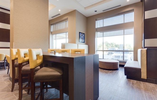 Drury Inn & Suites Dallas Frisco - Dining Area