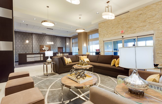 Drury Inn & Suites Dallas Frisco - Lobby