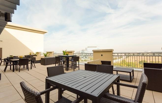 Drury Inn & Suites Dallas Frisco - Terrace