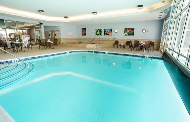 Drury Plaza Hotel Nashville Franklin - Indoor/Outdoor Pool