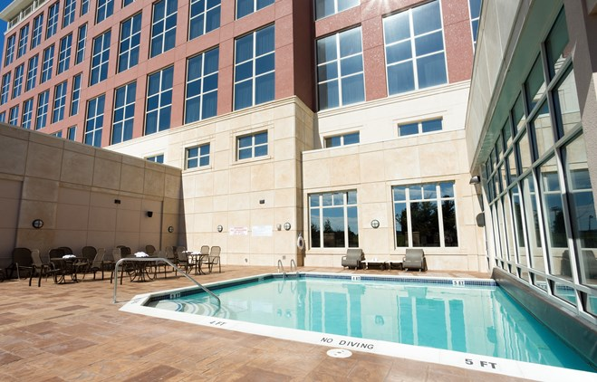 Drury Plaza Hotel Nashville Franklin - Indoor/Outdoor Pool