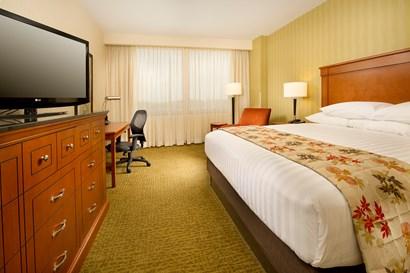 Drury Plaza Hotel Nashville Franklin - Deluxe King Guestroom