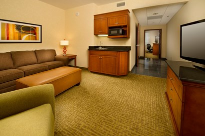 Drury Plaza Hotel Nashville Franklin - Two-room Suite Guestroom