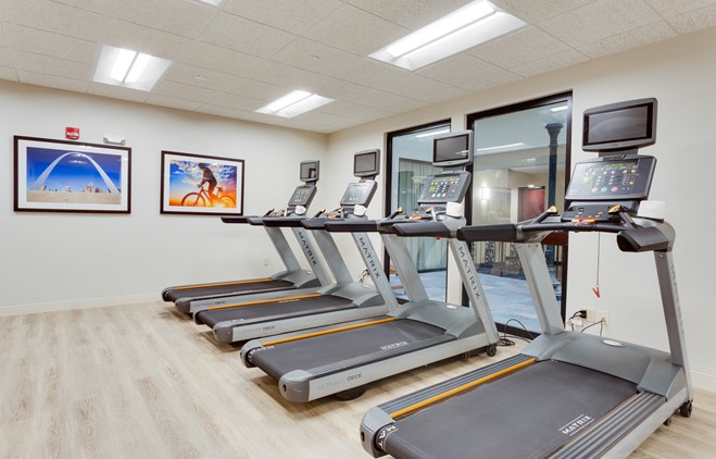 Drury Plaza Hotel at the Arch - Fitness Center