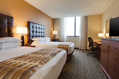 Drury Plaza Hotel at the Arch - Deluxe Queen Guestroom