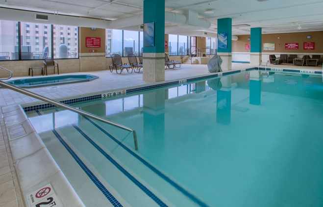 Drury Plaza Hotel at the Arch - Indoor Pool
