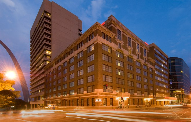 Drury Plaza Hotel at the Arch - Exterior