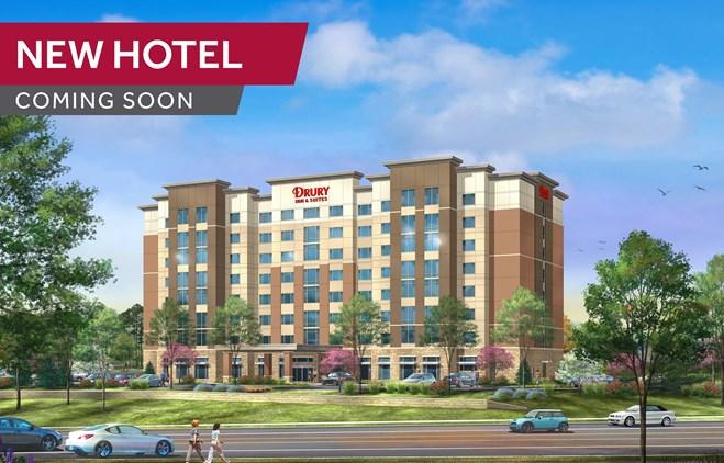 Drury Inn & Suites Cleveland Beachwood - Coming Soon