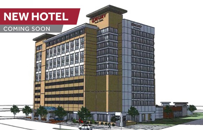 Drury Inn & Suites Dallas Richardson - Coming Soon