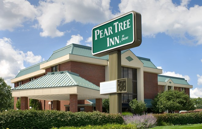 Pear Tree Inn Indianapolis Northwest - Exterior