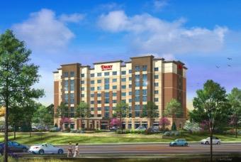 Drury Inn & Suites Cleveland Beachwood