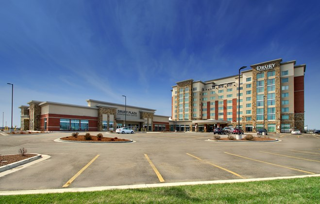 Drury Plaza Hotel Cape Girardeau - Conference Center