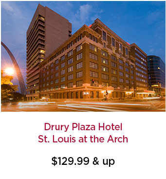 Drury Plaza Hotel St. Louis at the Arch