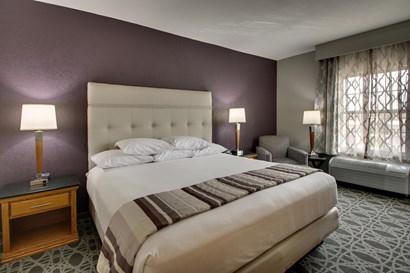 Drury Inn & Suites Albuquerque - Deluxe King Guestroom