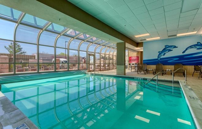 Drury Plaza Hotel St. Louis Chesterfield - Indoor/Outdoor Pool