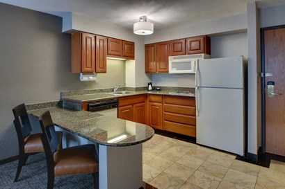 Drury Inn & Suites San Antonio Northeast Medical Center - King Kitchen Guestroom