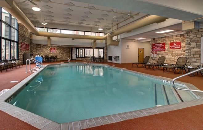 Drury Inn & Suites San Antonio Northeast Medical Center - Indoor Pool