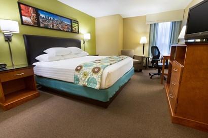 Drury Inn & Suites Houston near the Galleria - Deluxe King Guestroom