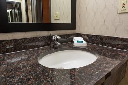 Drury Inn & Suites Houston near the Galleria - Bathroom