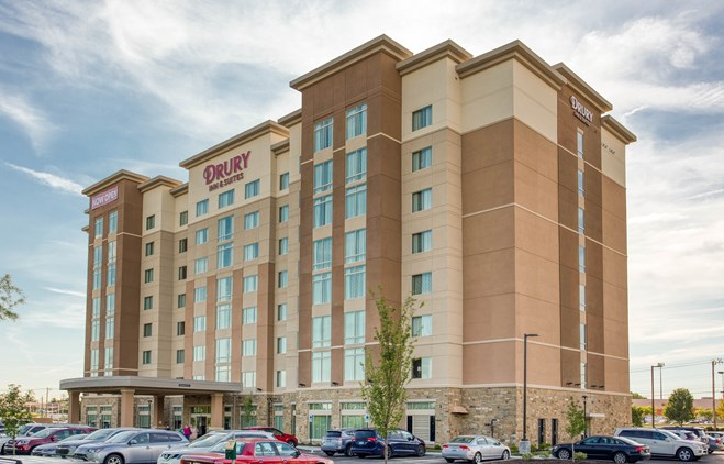 Drury Inn & Suites Cincinnati Northeast Mason - Exterior